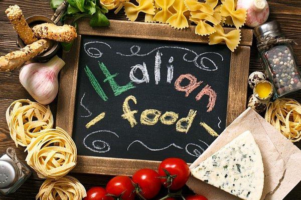 Kuchnia włoska : kulinarny numer jeden